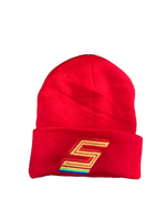 Essential beanies - Red
