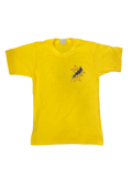 Thunder & Stars Tee- Yellow