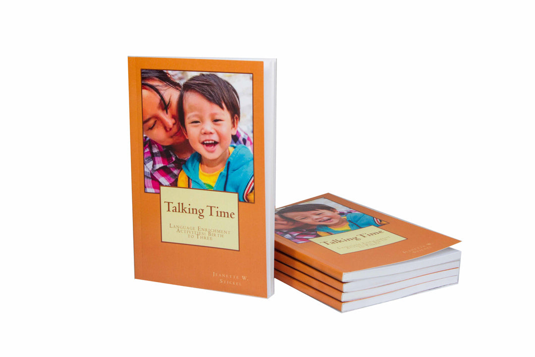 Talking Time by Jeanette Stickel
