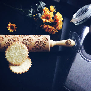 BOUQUET ROLLING PIN - pastrymade