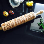 EASTER DAY ROLLING PIN - pastrymade