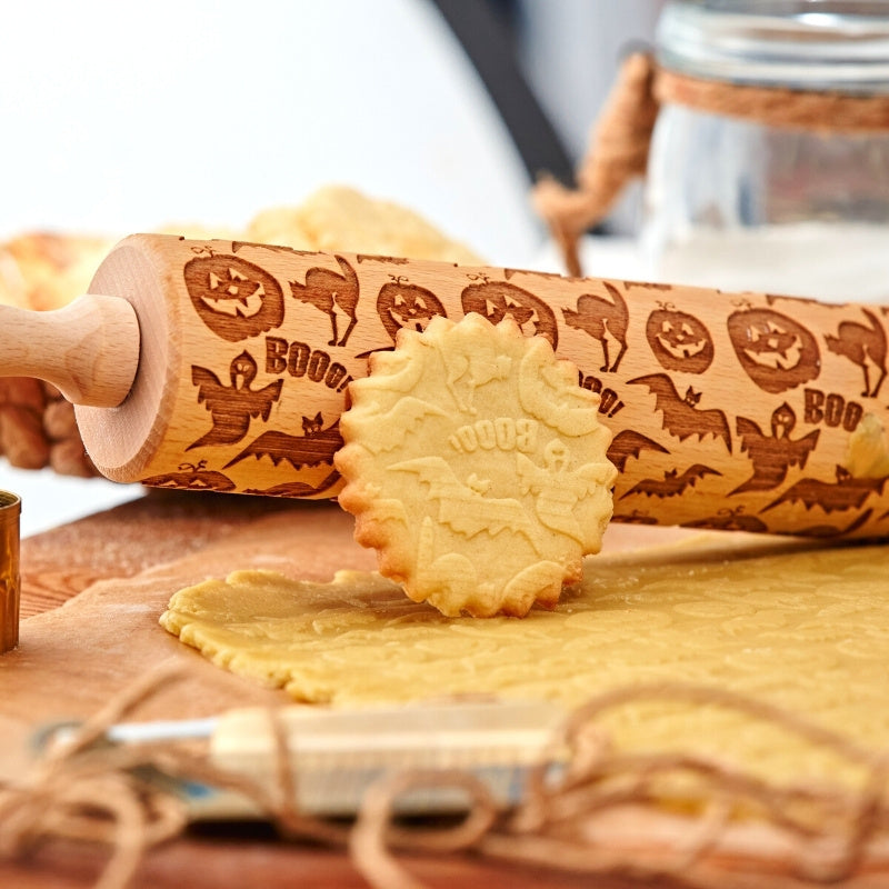 GHOST ROLLING PIN