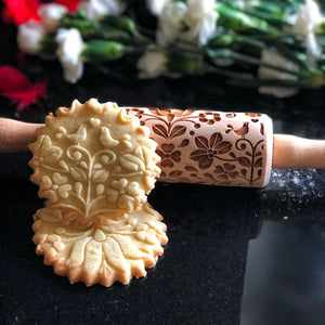 MORNING BIRDS KIDS ROLLING PIN - pastrymade