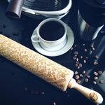 COFFEE ROLLING PIN