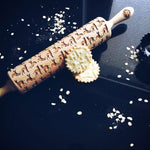 ENGLISH TOY TERRIER ROLLING PIN - pastrymade