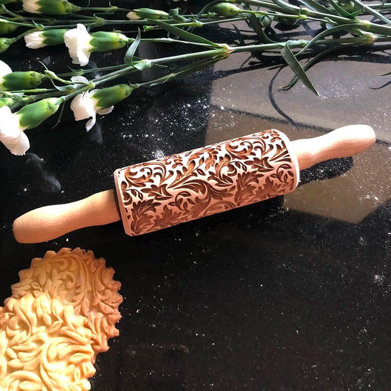 FOREST KIDS ROLLING PIN - pastrymade