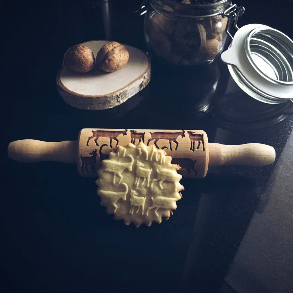 GOATS KIDS ROLLING PIN - pastrymade