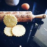 SWALLOWS ROLLING PIN