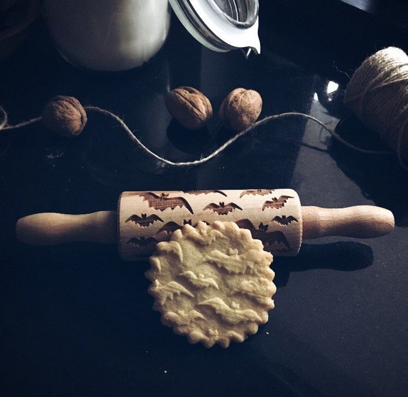 BATS KIDS ROLLING PIN - pastrymade