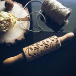 MUSIC THEME KIDS ROLLING PIN - pastrymade