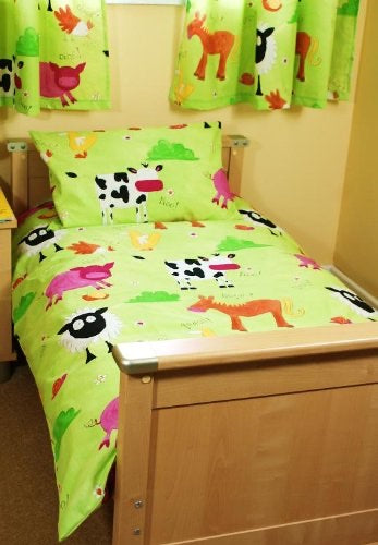Sleeptight - Farm, Duvet set 90cms