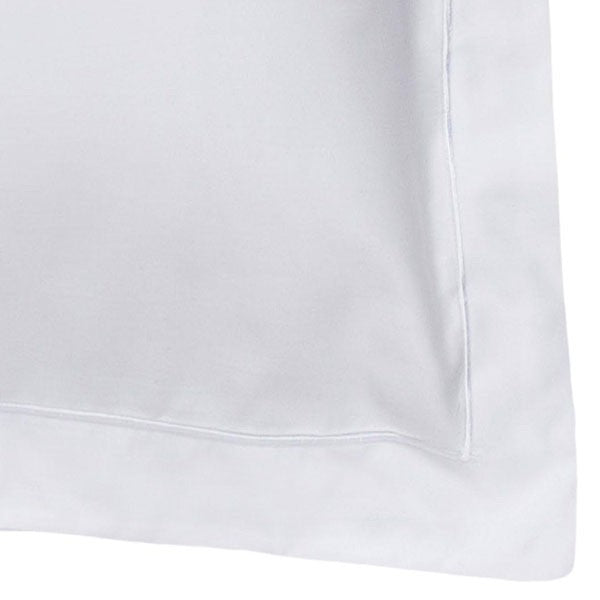 Belledorm Egyptian Cotton 400 Thread Count Oxford Pillowcase, White