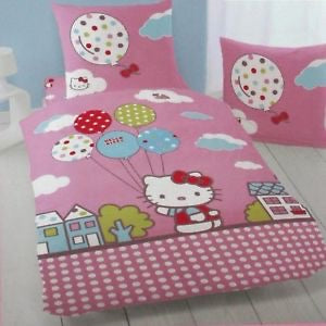 Hello Kitty Balloons - Duvet set