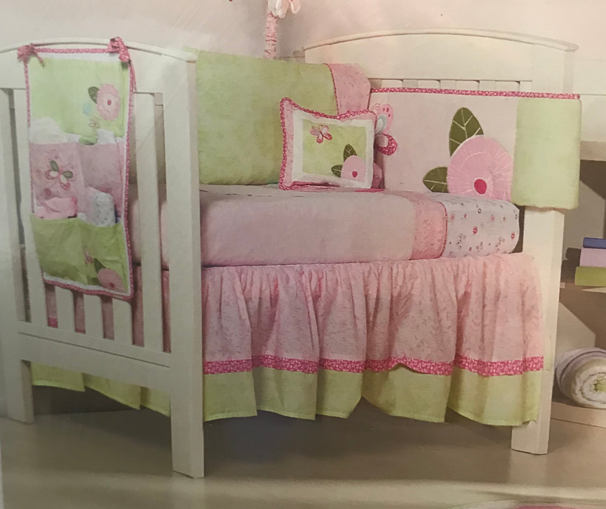 Cot 4 Piece Sets - 3 Styles