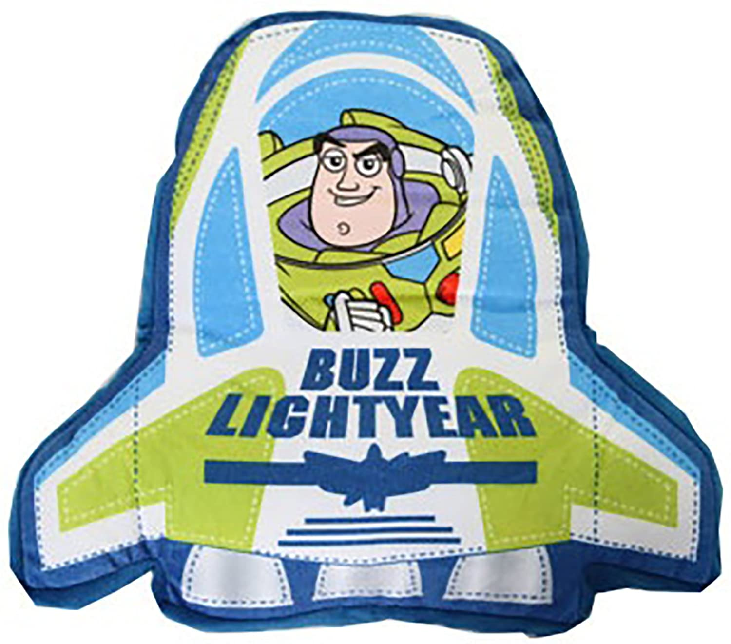Disney Pixar - Buzz Lightyear Fleece Throw 180 x 130cm