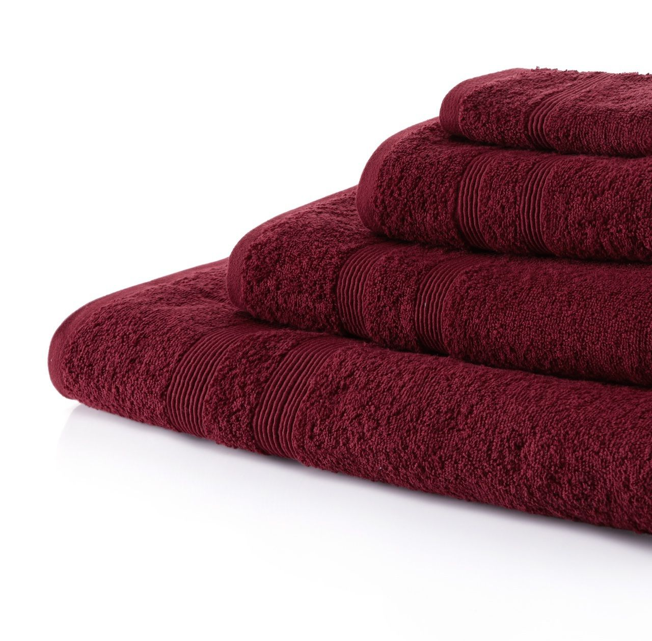 Egyptian Cotton 500g Towels in 4 Colours - 2 Sizes