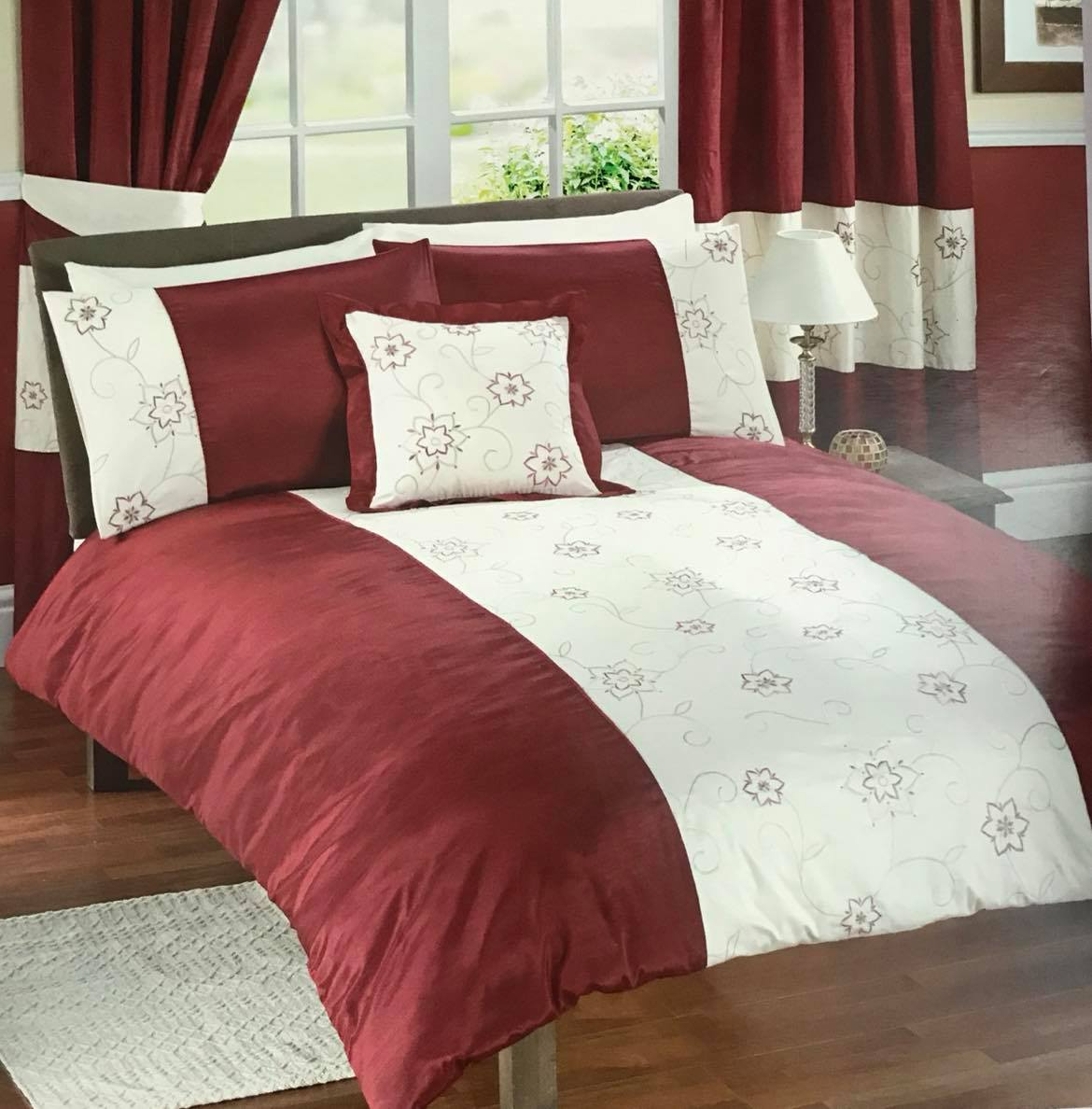 Lucy Burg, Single Duvet Set, 90cms