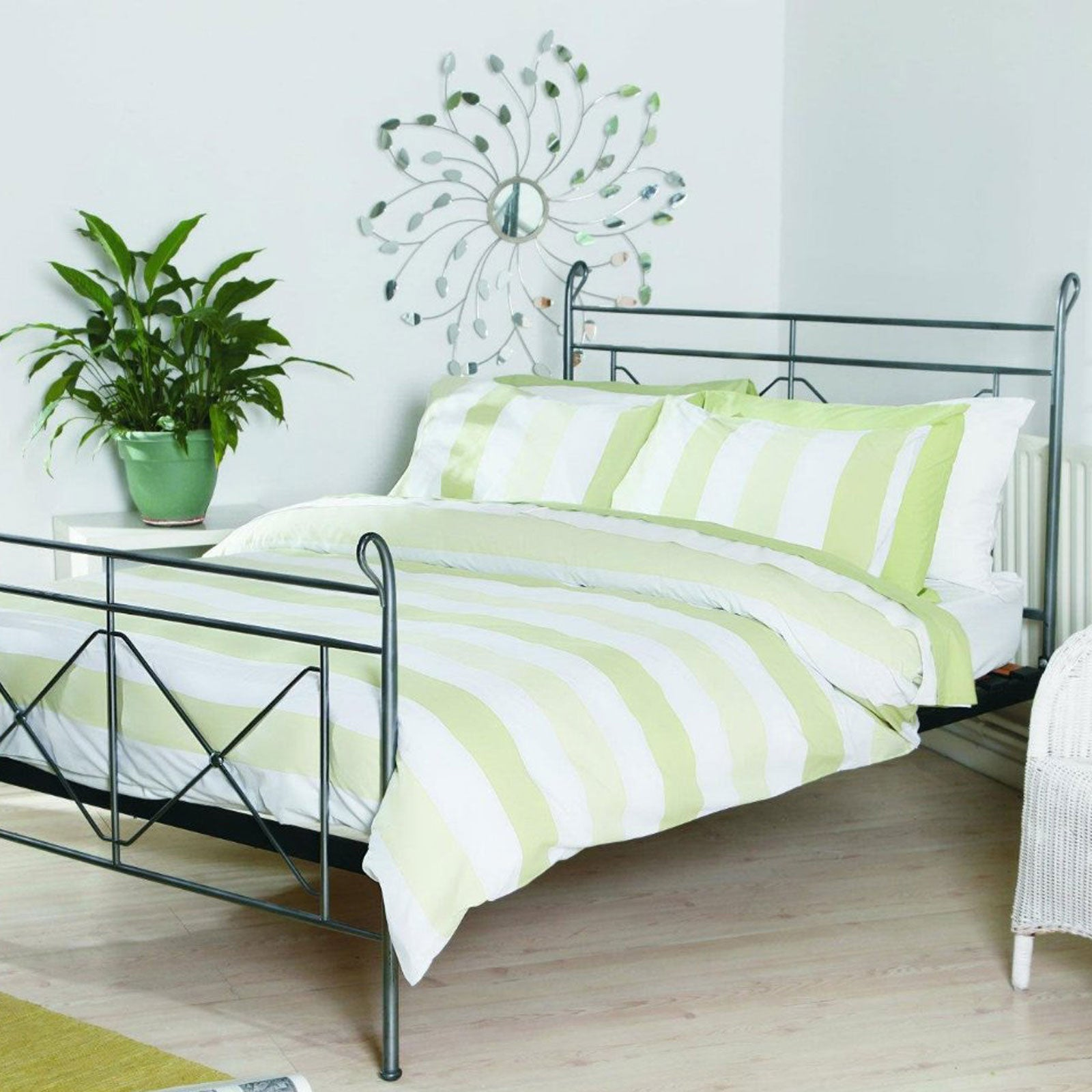 Ascot Duvet Set, Willow