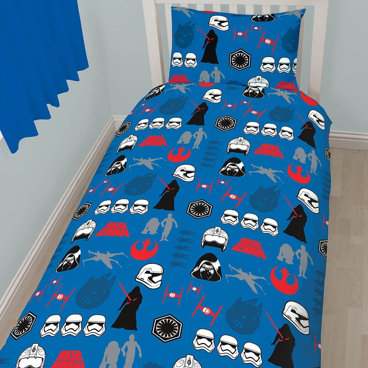 Star Wars 'Crafts' - Reversible Duvet set