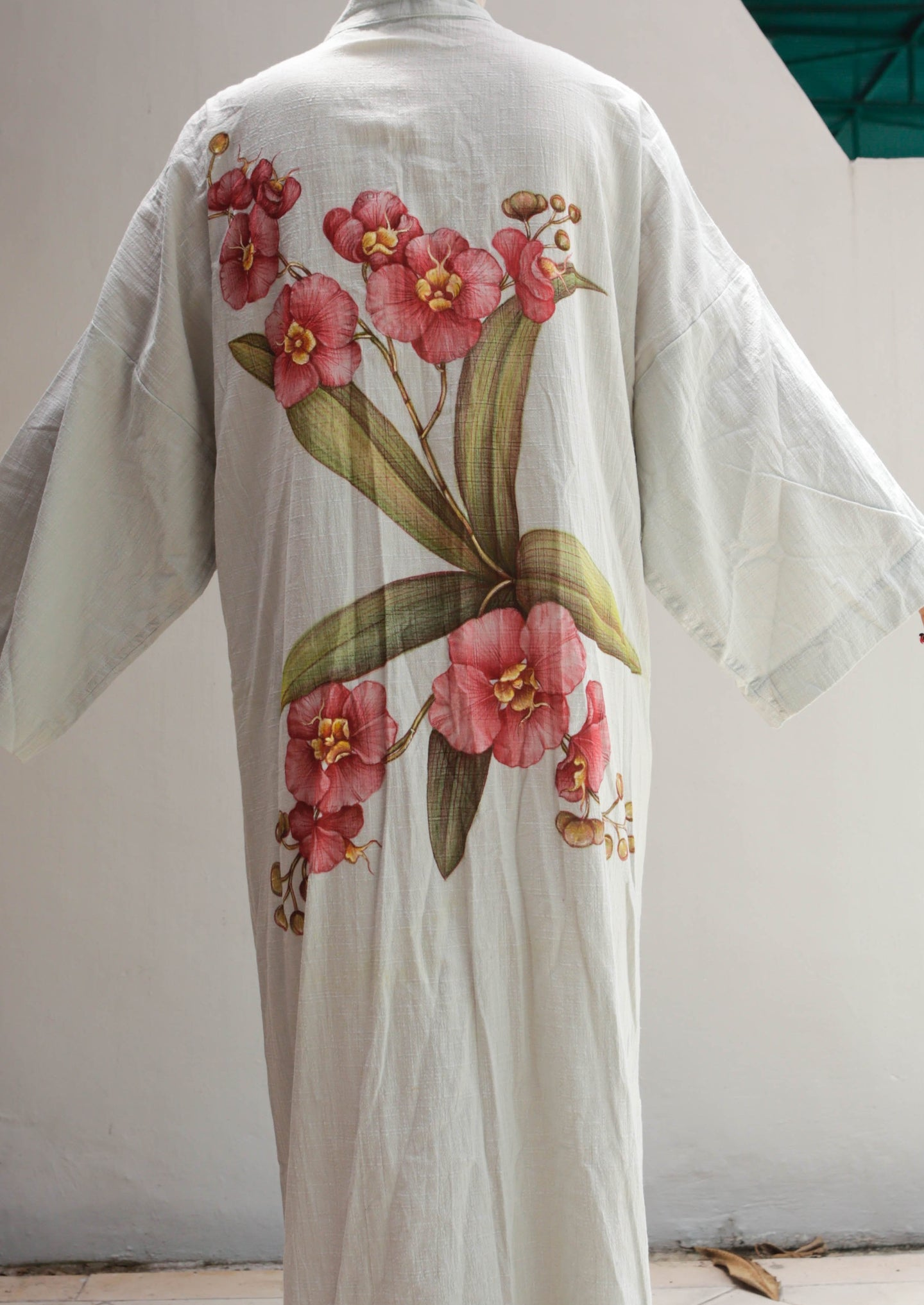 Kimono fourteen 'In Bloom'