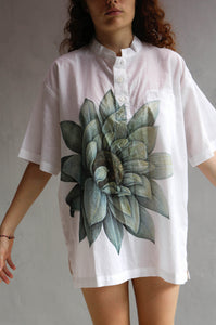 The Indra SHIRT 'In Bloom' HAND-PAINT #2