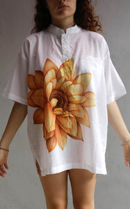 Indra Shirt one 'In Bloom'