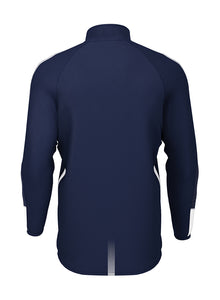 SUPRO MID LAYER TRAINING TOP- NAVY - Adult & Youth