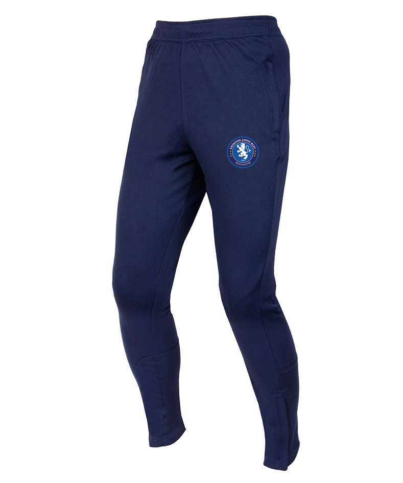 SUPRO 2020 TEAM SKINNY TRAINING PANT- NAVY - ADULT