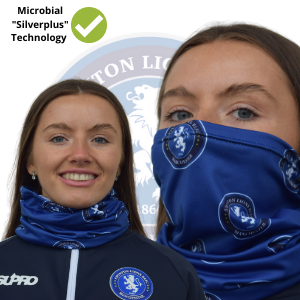 Club Crest Snood With Microbial Technology