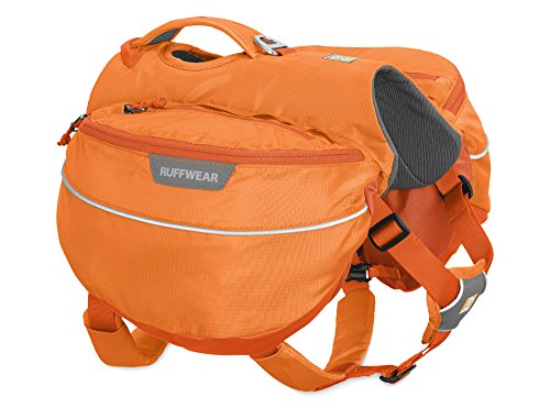 RUFFWEAR - Approach Pack, Orange Poppy (2017), Large/X-Large