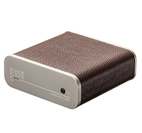 NEXUM TuneBox2 TB20 WiFi Hi-Fi Music Receiver (Brown)