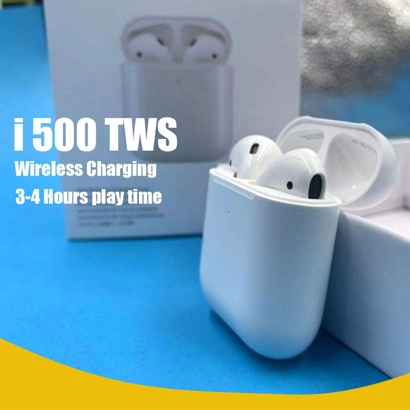Super Copy Air2 i500 TWS Wireless Earbubs - Moweek Official