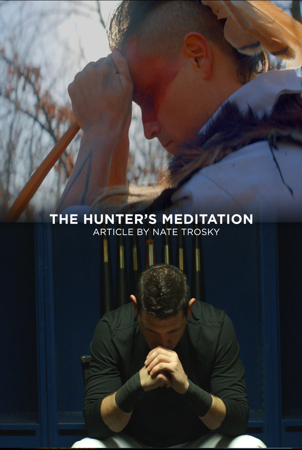 Get Your Mind Right ;The Hunter's Meditation.