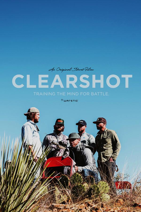 Clearshot. Training The Mind For Battle.