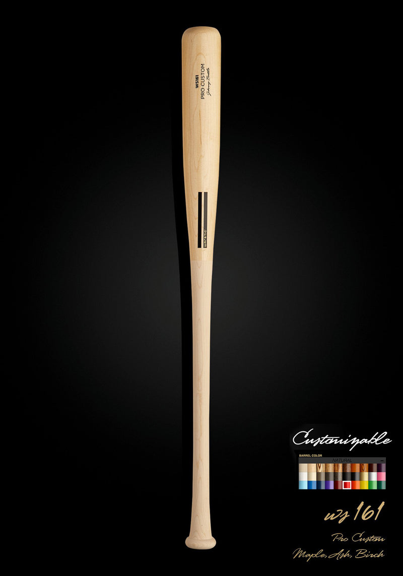 PWRD BY WS161 Wood Bat, [prouduct_type], [Warstic]