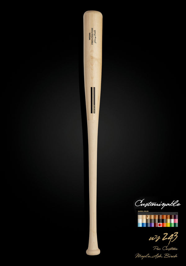 WS243 WOOD BAT, [prouduct_type], [Warstic]