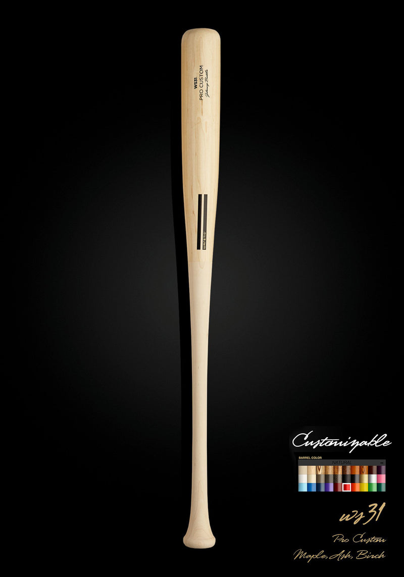 WS31 WOOD BAT, [prouduct_type], [Warstic]