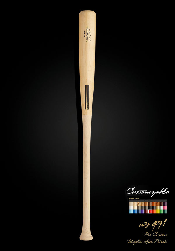 WS491 WOOD BAT, [prouduct_type], [Warstic]