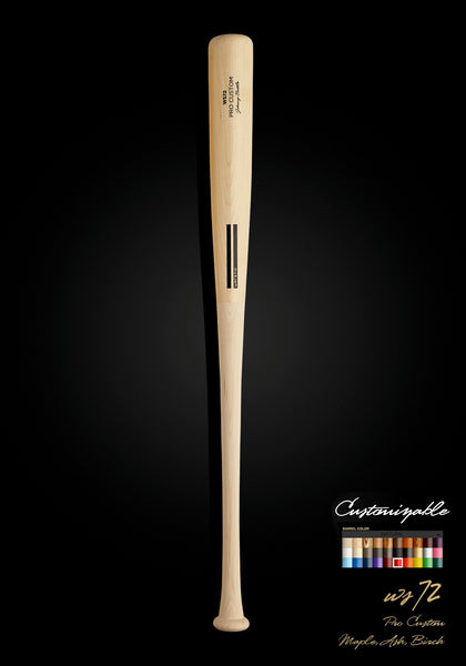 WS72 Wood Bat, [prouduct_type], [Warstic]