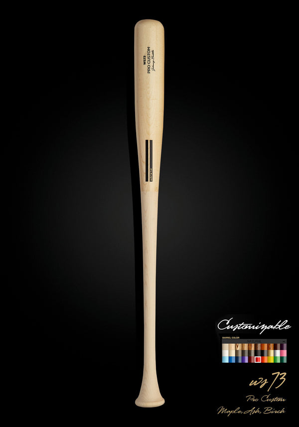 WS73 WOOD BAT, [prouduct_type], [Warstic]