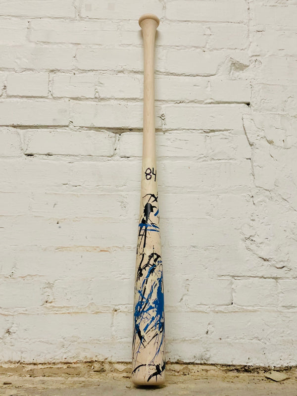 Art of Hitting - Blue/White/Black by Ben Jenkins Bat No 084, [prouduct_type], [Warstic]