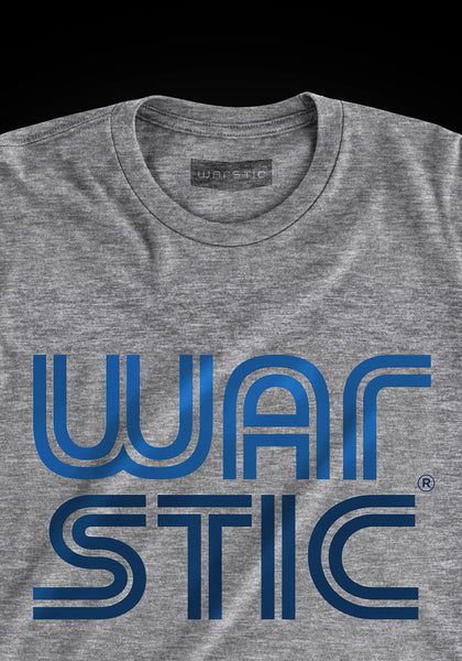 West Coast Tee (Gray/Royal), [prouduct_type], [Warstic]