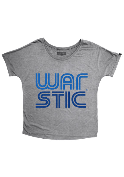West Coast Women's Tee (Gray/Royal)