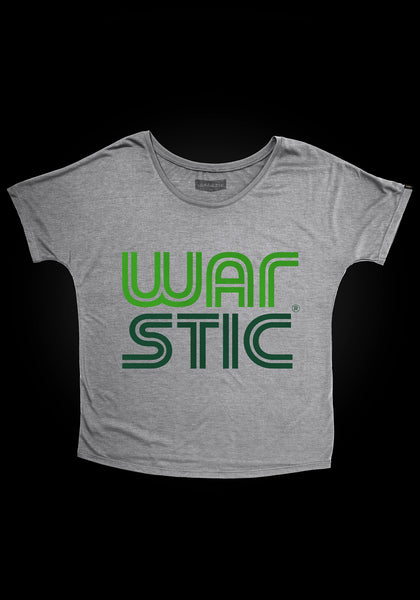 West Coast Women's Tee (Gray/Grass), [prouduct_type], [Warstic]