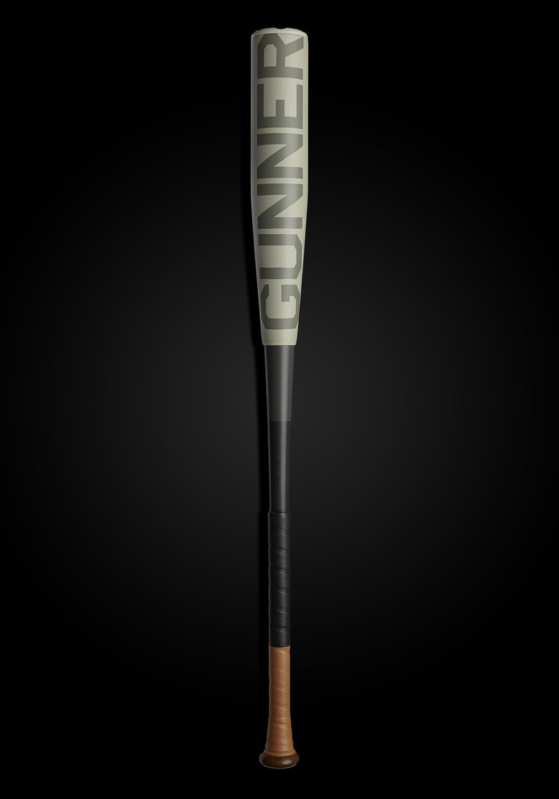 THE GUNNER BBCOR METAL BASEBALL BAT, [prouduct_type], [Warstic]