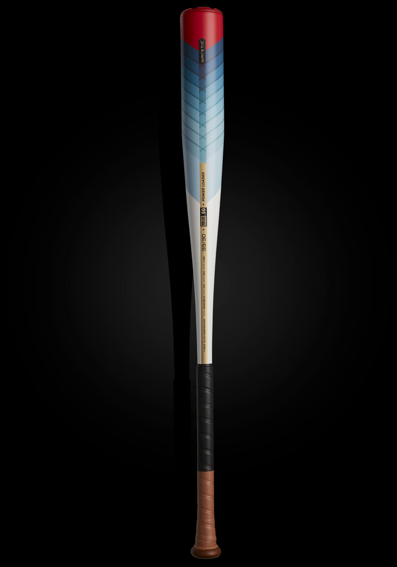 THE HAWK2 RED TAIL BBCOR METAL BASEBALL BAT, [prouduct_type], [Warstic]