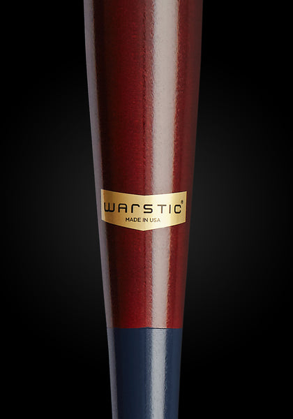 Ian Kinsler WSIK58 Maple USA Custom Pro Signature Wood Bat, [prouduct_type], [Warstic]