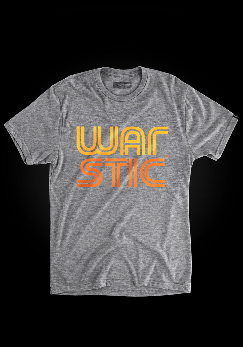WEST COAST TEE (GRAY/FIRE), [prouduct_type], [Warstic]