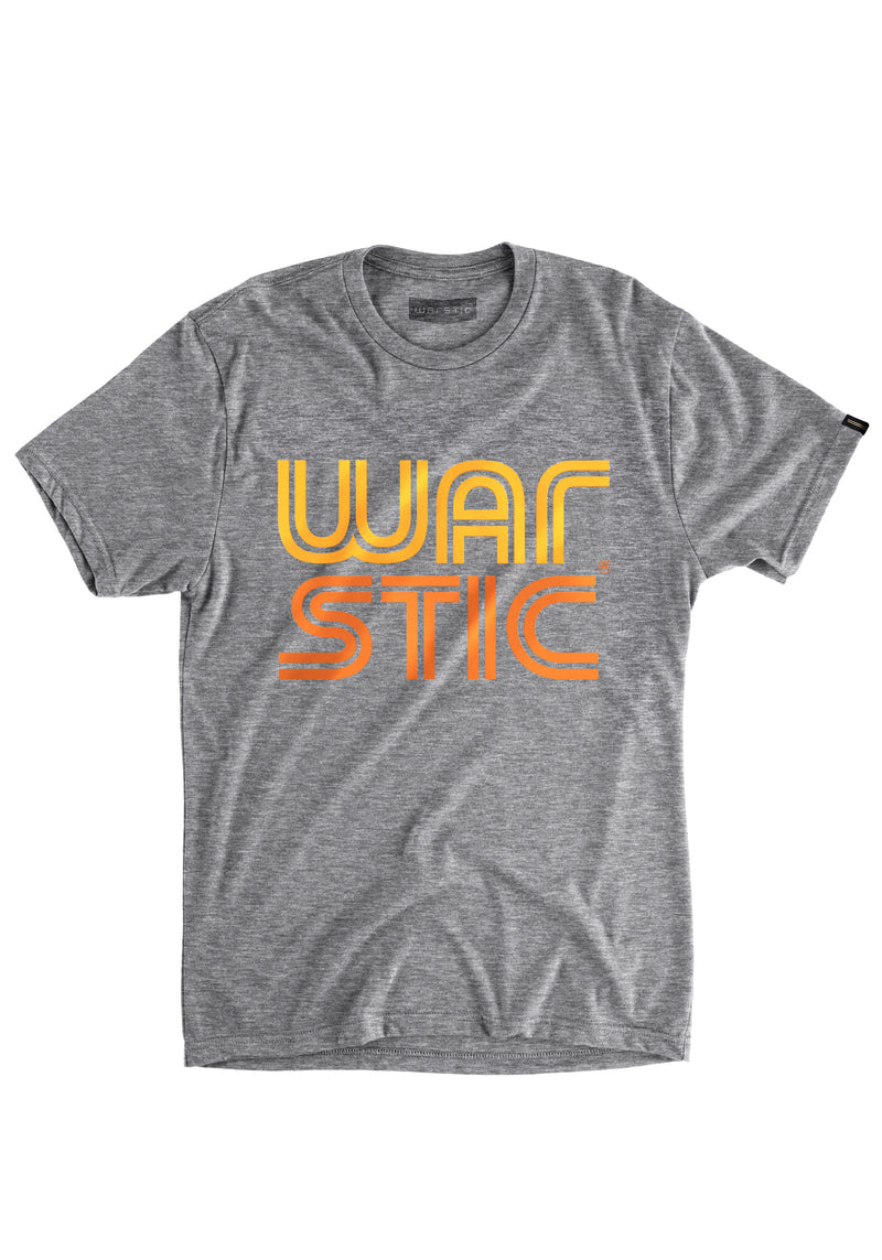 WEST COAST YOUTH TEE (GRAY/FIRE), [prouduct_type], [Warstic]