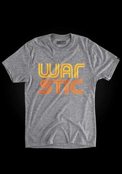 West Coast Tee (Gray/Fire)